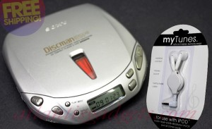 Sony Discman Esp2