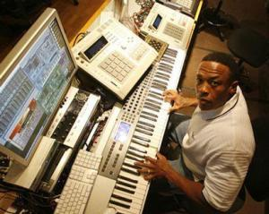 Dr. Dre, a legendary hip hop producer, has used many samples in his career